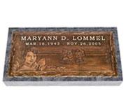 Bronze Markers